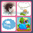 4 Pics 1 Song (Game Circus): Group 6 Level 3 Answer