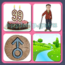 4 Pics 1 Song (Game Circus): Group 6 Level 6 Answer