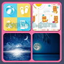 4 Pics 1 Song (Game Circus): Group 6 Level 9 Answer