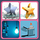 4 Pics 1 Song (Game Circus): Group 60 Level 12 Answer
