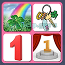 4 Pics 1 Song (Game Circus): Group 60 Level 14 Answer