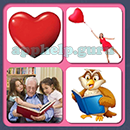 4 Pics 1 Song (Game Circus): Group 60 Level 2 Answer