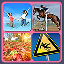 4 Pics 1 Song (Game Circus): Group 60 Level 7 Answer