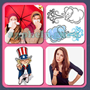 4 Pics 1 Song (Game Circus): Group 60 Level 8 Answer