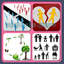 4 Pics 1 Song (Game Circus): Group 62 Level 16 Answer