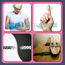 4 Pics 1 Song (Game Circus): Group 63 Level 14 Answer