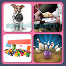 4 Pics 1 Song (Game Circus): Group 65 Level 5 Answer