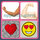 4 Pics 1 Song (Game Circus): Group 66 Level 11 Answer