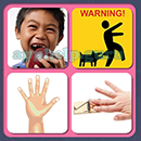 4 Pics 1 Song (Game Circus): Group 66 Level 15 Answer