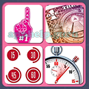 4 Pics 1 Song (Game Circus): Group 67 Level 10 Answer