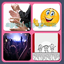4 Pics 1 Song (Game Circus): Group 67 Level 9 Answer
