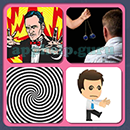 4 Pics 1 Song (Game Circus): Group 68 Level 12 Answer