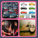4 Pics 1 Song (Game Circus): Group 68 Level 16 Answer