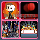 4 Pics 1 Song (Game Circus): Group 68 Level 5 Answer