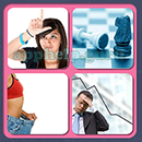 4 Pics 1 Song (Game Circus): Group 7 Level 2 Answer