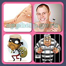 4 Pics 1 Song (Game Circus): Group 7 Level 4 Answer