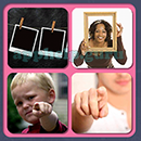 4 Pics 1 Song (Game Circus): Group 7 Level 6 Answer