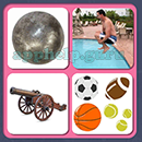 4 Pics 1 Song (Game Circus): Group 70 Level 5 Answer