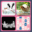 4 Pics 1 Song (Game Circus): Group 71 Level 14 Answer