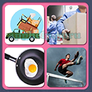 4 Pics 1 Song (Game Circus): Group 72 Level 2 Answer
