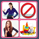 4 Pics 1 Song (Game Circus): Group 72 Level 3 Answer
