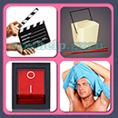 4 Pics 1 Song (Game Circus): Group 72 Level 5 Answer