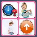 4 Pics 1 Song (Game Circus): Group 72 Level 7 Answer