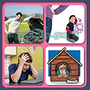 4 Pics 1 Song (Game Circus): Group 72 Level 8 Answer