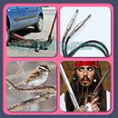 4 Pics 1 Song (Game Circus): Group 73 Level 1 Answer