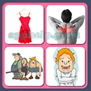 4 Pics 1 Song (Game Circus): Group 73 Level 10 Answer