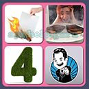 4 Pics 1 Song (Game Circus): Group 73 Level 16 Answer