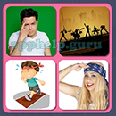 4 Pics 1 Song (Game Circus): Group 74 Level 1 Answer