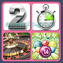 4 Pics 1 Song (Game Circus): Group 75 Level 10 Answer