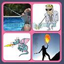 4 Pics 1 Song (Game Circus): Group 75 Level 16 Answer
