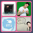 4 Pics 1 Song (Game Circus): Group 75 Level 6 Answer