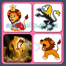 4 Pics 1 Song (Game Circus): Group 77 Level 10 Answer