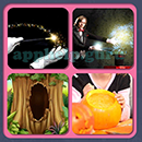 4 Pics 1 Song (Game Circus): Group 77 Level 2 Answer