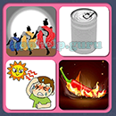 4 Pics 1 Song (Game Circus): Group 77 Level 7 Answer