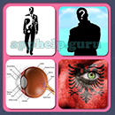 4 Pics 1 Song (Game Circus): Group 77 Level 8 Answer