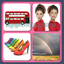 4 Pics 1 Song (Game Circus): Group 78 Level 5 Answer
