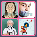 4 Pics 1 Song (Game Circus): Group 79 Level 12 Answer