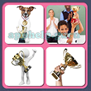 4 Pics 1 Song (Game Circus): Group 79 Level 2 Answer