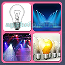 4 Pics 1 Song (Game Circus): Group 8 Level 5 Answer