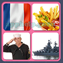 4 Pics 1 Song (Game Circus): Group 80 Level 11 Answer