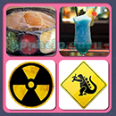 4 Pics 1 Song (Game Circus): Group 80 Level 13 Answer