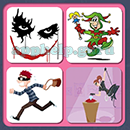 4 Pics 1 Song (Game Circus): Group 81 Level 10 Answer