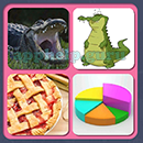 4 Pics 1 Song (Game Circus): Group 82 Level 15 Answer