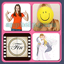 4 Pics 1 Song (Game Circus): Group 83 Level 14 Answer