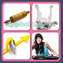 4 Pics 1 Song (Game Circus): Group 83 Level 15 Answer