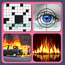 4 Pics 1 Song (Game Circus): Group 84 Level 1 Answer